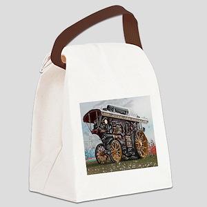 Showman Canvas Lunch Bag