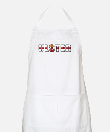 Northern Ireland (Ulster) BBQ Apron
