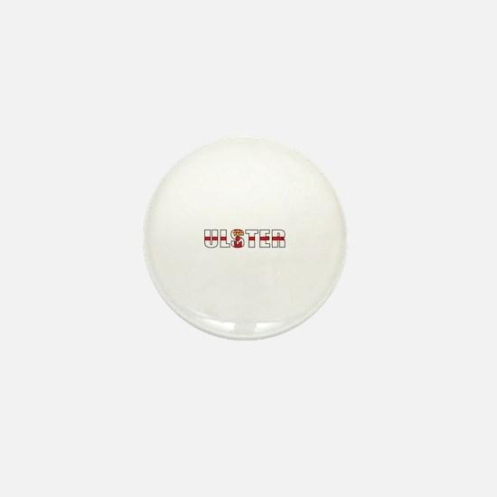 Northern Ireland (Ulster) Mini Button