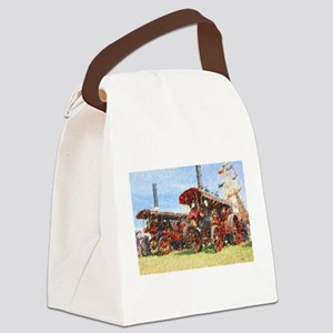 Showmans water Canvas Lunch Bag