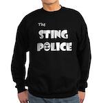 Sting Police Sweatshirt (dark)