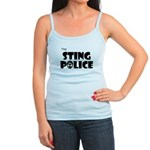 Sting Police Jr. Spaghetti Tank