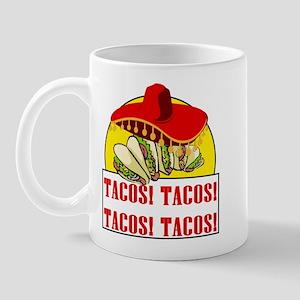 Reno 911 Tacos Tacos Mug
