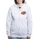 Sting Police Women's Zip Hoodie