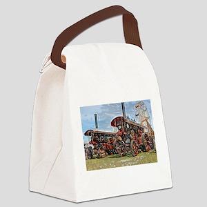 Showmans Canvas Lunch Bag
