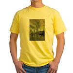 R'lyeh Yellow T-Shirt