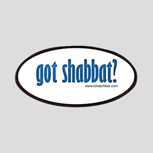 Got Shabbat? Patches