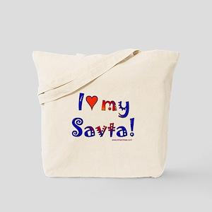 I love my Savta Tote Bag