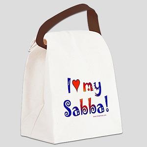 I love my Sabba Canvas Lunch Bag