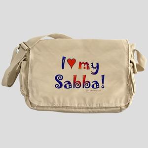 I love my Sabba Messenger Bag