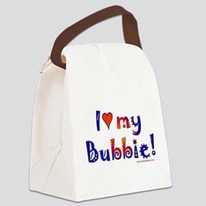 I love my Bubbie Canvas Lunch Bag