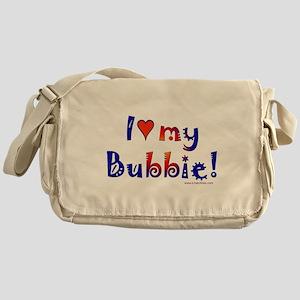 I love my Bubbie Messenger Bag