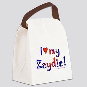 I love my Zaydie Canvas Lunch Bag