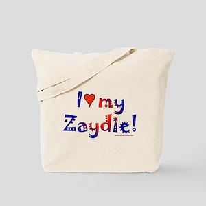 I love my Zaydie Tote Bag