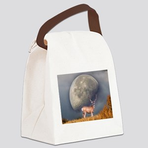 Dream buck 2 Canvas Lunch Bag