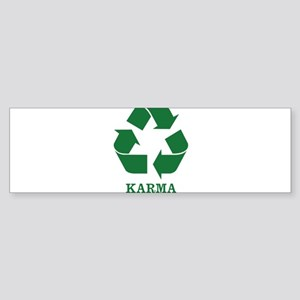 Karma Sticker (Bumper)