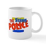 The Sting Police Coffee Mug Mugs