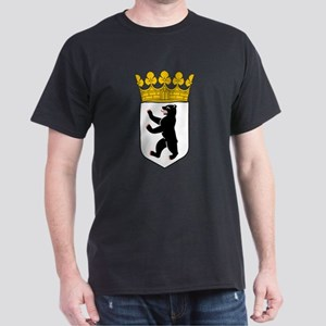 Berlin Coat of Arms Dark T-Shirt