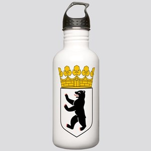 Berlin Coat of Arms Stainless Water Bottle 1.0L