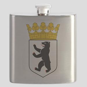 Berlin Coat of Arms Flask