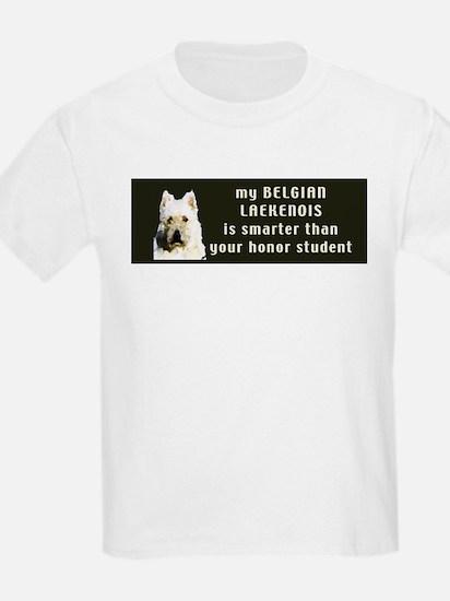 SMART BELGIAN LAEKENOIS Kids T-Shirt