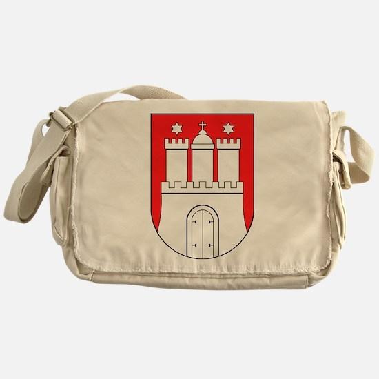 Hamburg Messenger Bag
