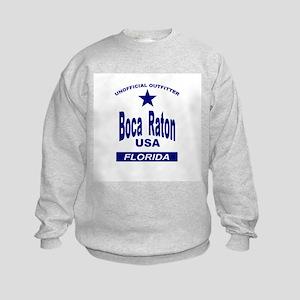 Boca Raton Kids Sweatshirt