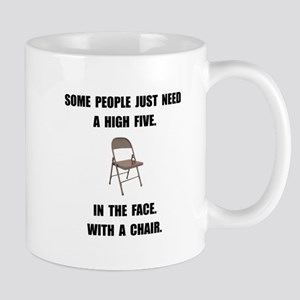 High Five Chair Mug