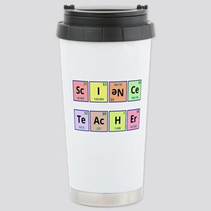Science Teacher Stainless Steel Travel Mug