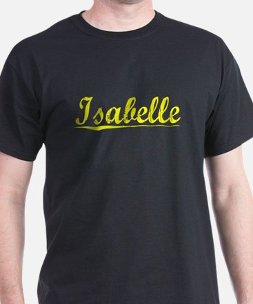 Isabelle, Yellow T-Shirt