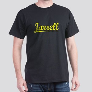 Jarrell, Yellow Dark T-Shirt