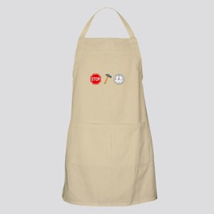 Stop Hammer Time Apron