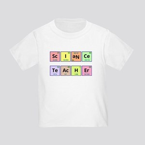 Science Teacher Toddler T-Shirt