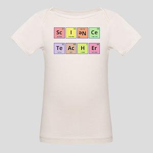 Science Teacher Organic Baby T-Shirt