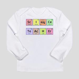 Science Teacher Long Sleeve Infant T-Shirt