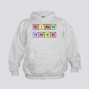 Science Teacher Kids Hoodie