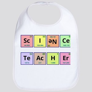 Science Teacher Bib