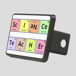 Science Teacher Rectangular Hitch Cover
