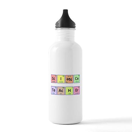 Science Teacher Stainless Water Bottle 1.0L