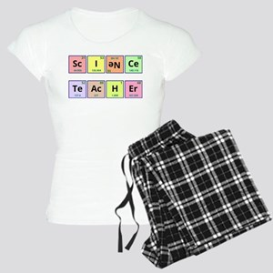 Science Teacher Women's Light Pajamas