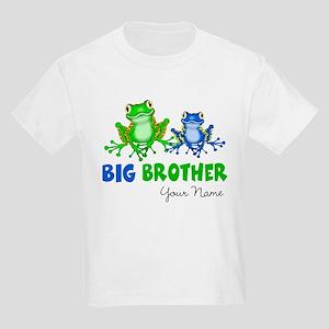 Big Brother Frogs Kids Light T-Shirt