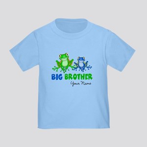 Big Brother Frogs Toddler T-Shirt