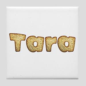Tara Toasted Tile Coaster