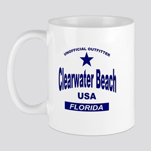 Clearwater Beach Mug