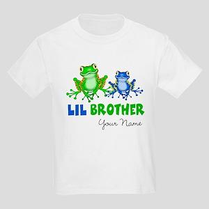 Little Brother Monster Kids Light T-Shirt