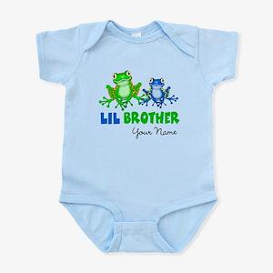 Little Brother Monster Infant Bodysuit