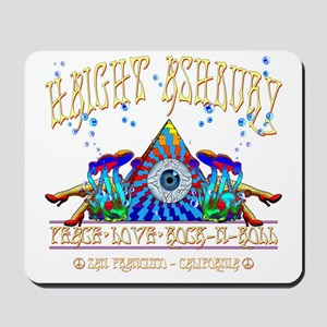 Haight Ashbury Mousepad