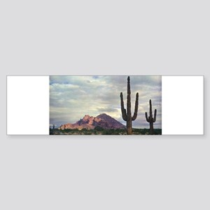 Camelback Mountain in 1955 Sticker (Bumper)