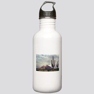 Camelback Mountain in 1955 Stainless Water Bottle