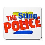 Sting Police Mousepad